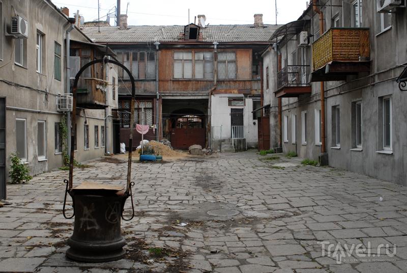 Одесские дворики / Украина