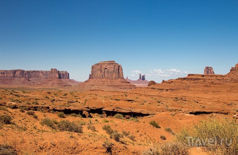 Долина Монументов. Индейский Парк / США