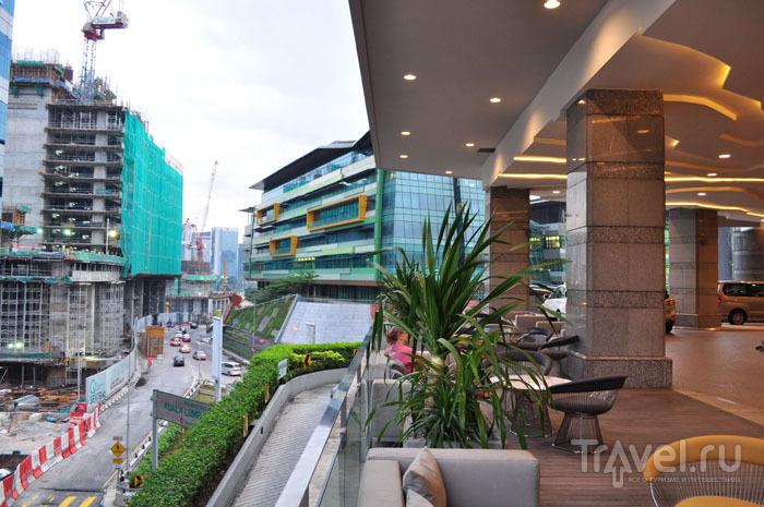 Куала-Лумпур: город в устье мутной реки / Фото из Малайзии