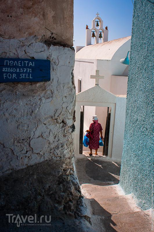 Санторини за два дня / Греция