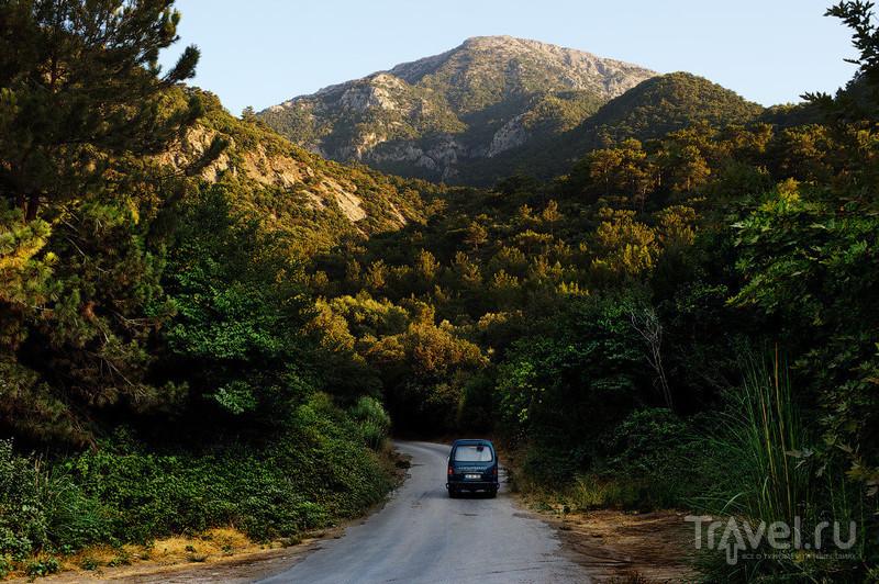 Кушадасы и национальный парк Дилек / Турция