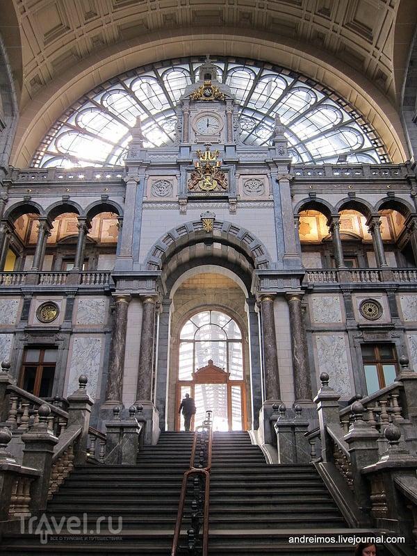 Антверпен / Фото из Бельгии