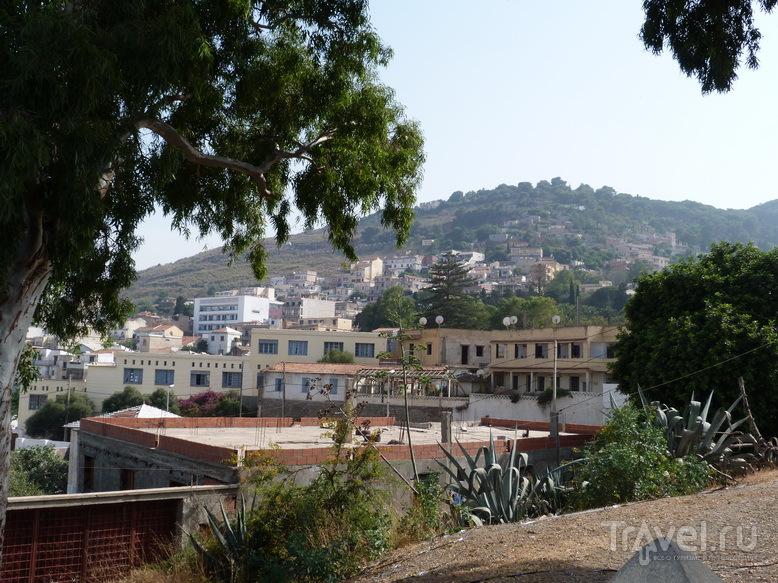 Алжир: Христиане, Basilique Notre-Dame d'Afrique и окрестности / Алжир