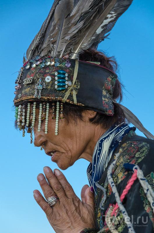 В поисках шамана: Часть 3, Тоже Тува / Россия