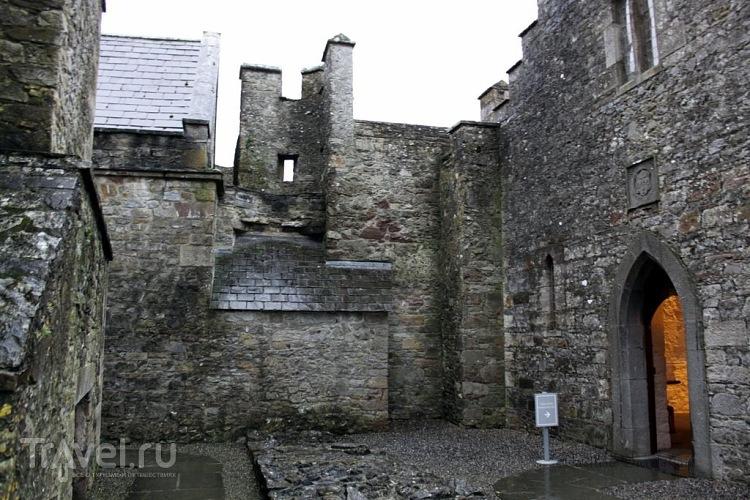 Замок Кейр (Cahir) / Ирландия