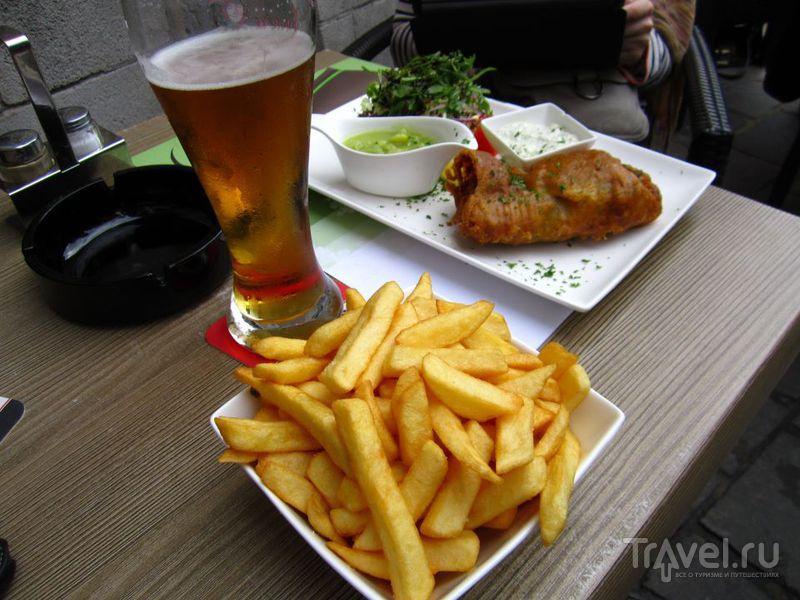 Бельгия кулинарная / Бельгия