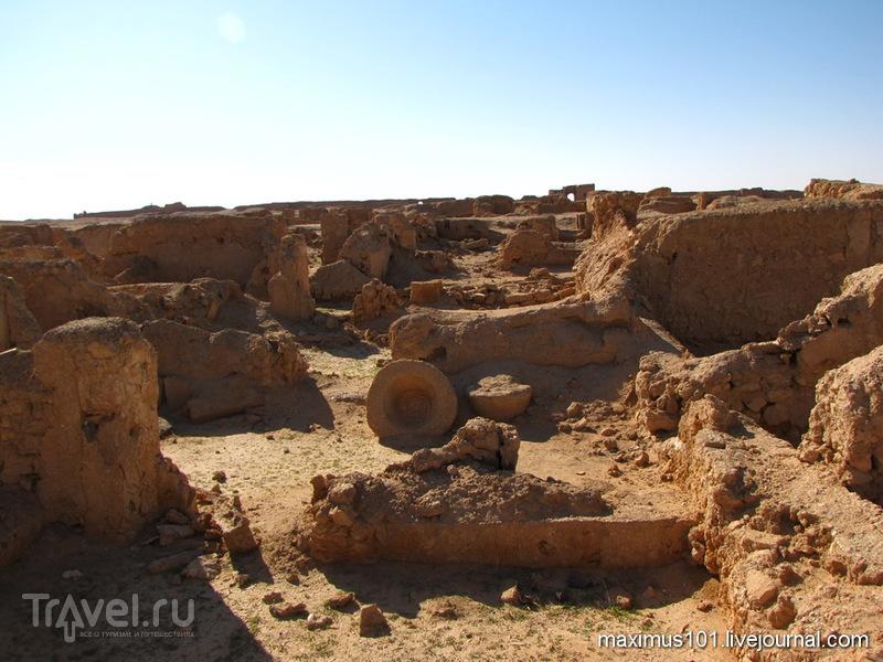 Дура-Европос - плавильный котел народов / Сирия