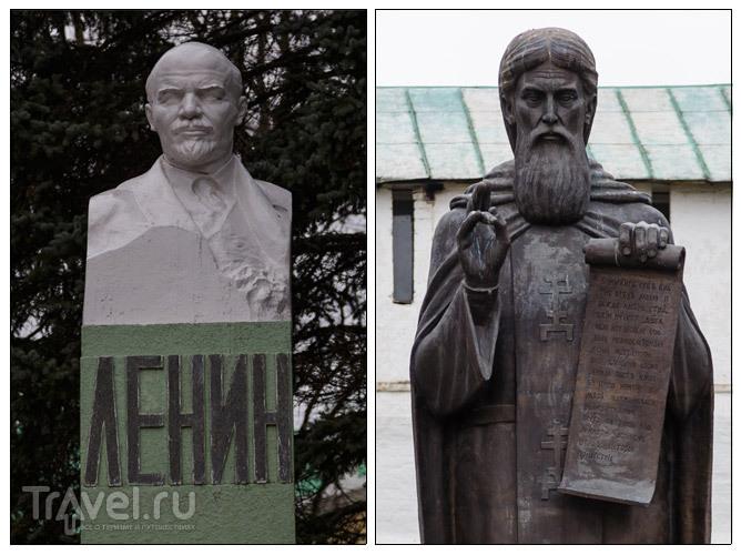Сергиев Посад, часть 2 - Лавра / Россия