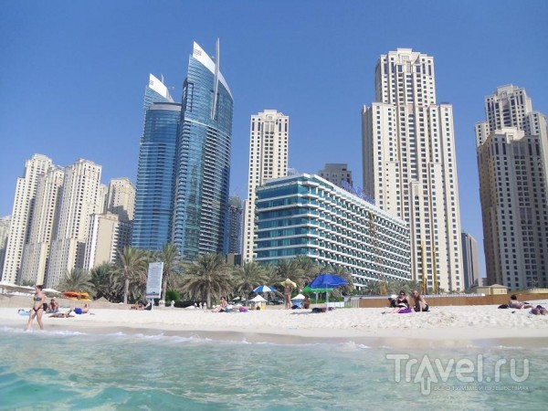 Классификация Дубайских пляжей или где и почем жариться на солнышке / ОАЭ