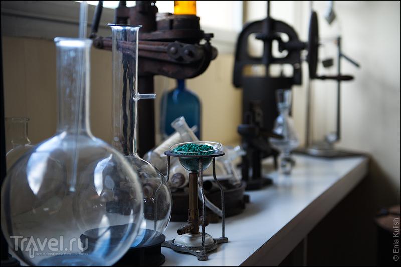 Galimard - еще одна экскурсия на еще одну парфюмерную фабрику / Фото из Франции