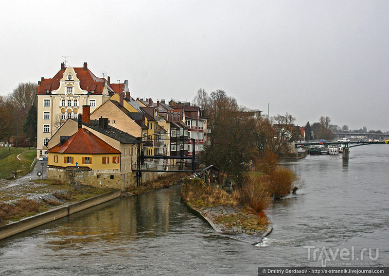Германия. Регенсбург / Германия