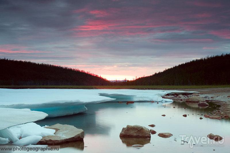 Пылающие горы / Россия