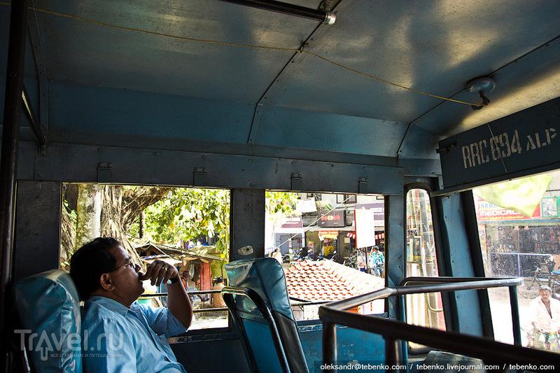 Индия. Автобусы / Индия