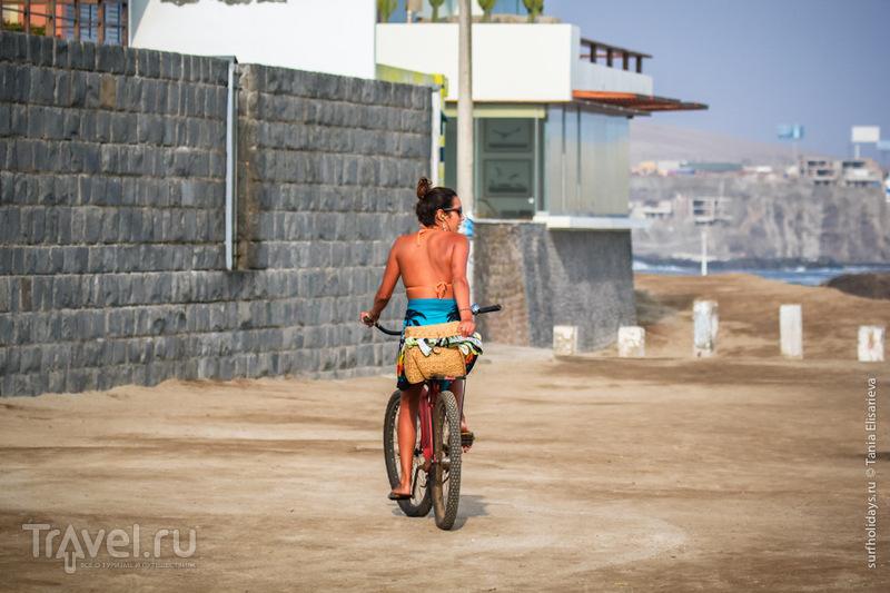 Путешествие по Перу, Пико Альто и Ель Пасо / Перу