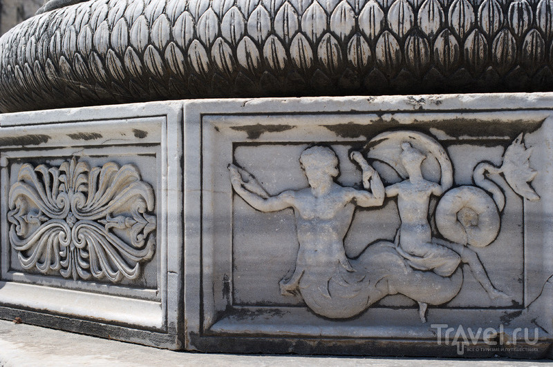 Храм Аполлону / Турция