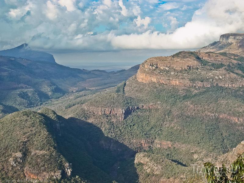 Каньон реки Блайд / ЮАР