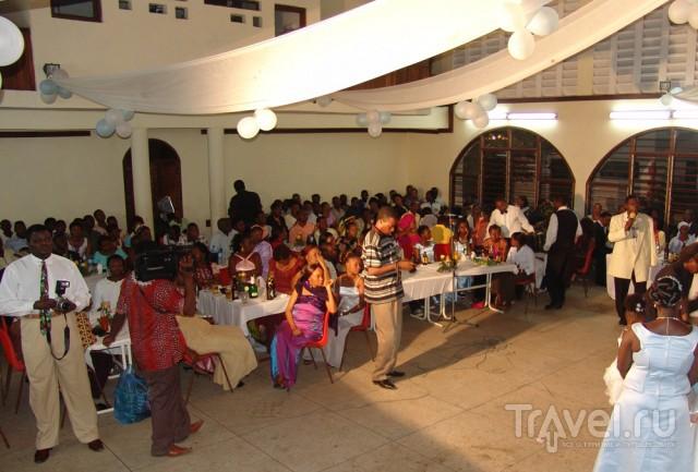 Танзания. Настоящая африканская свадьба / Танзания