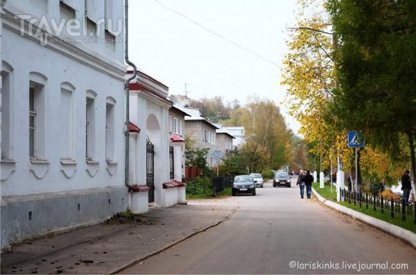 Городок Левитана на Волге / Россия