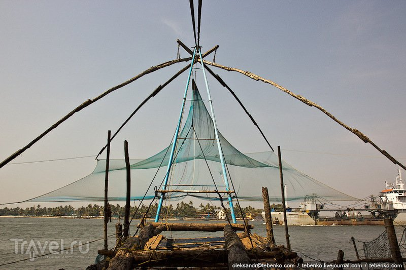 Индия. Керала. Часть 2. Кочин и Форт Кочин / Индия