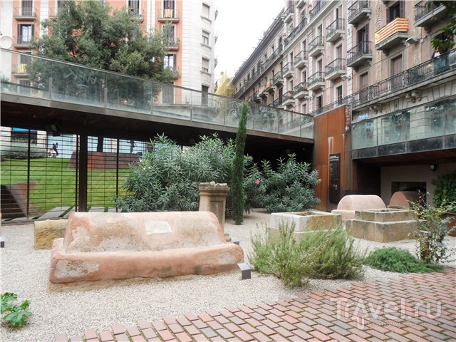 Античная Барселона / Испания