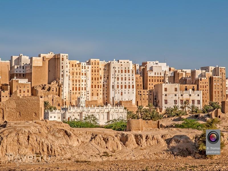 В 1982 году Шибам был включен в Список Всемирного наследия ЮНЕСКО / Йемен