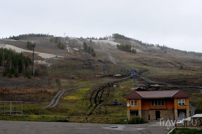 Хвалынск 2012, горнолыжный курорт в провинции / Россия