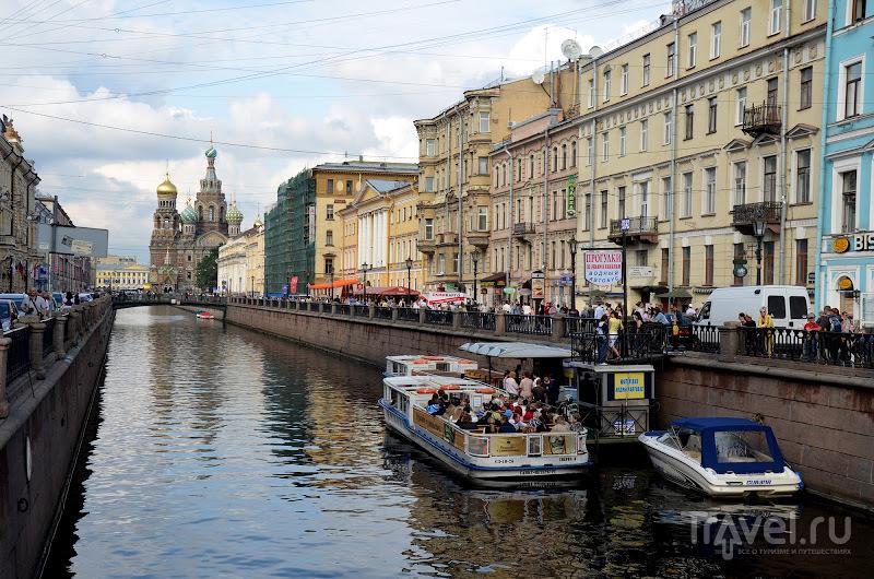 Санкт-Петербург глазами приезжего / Россия