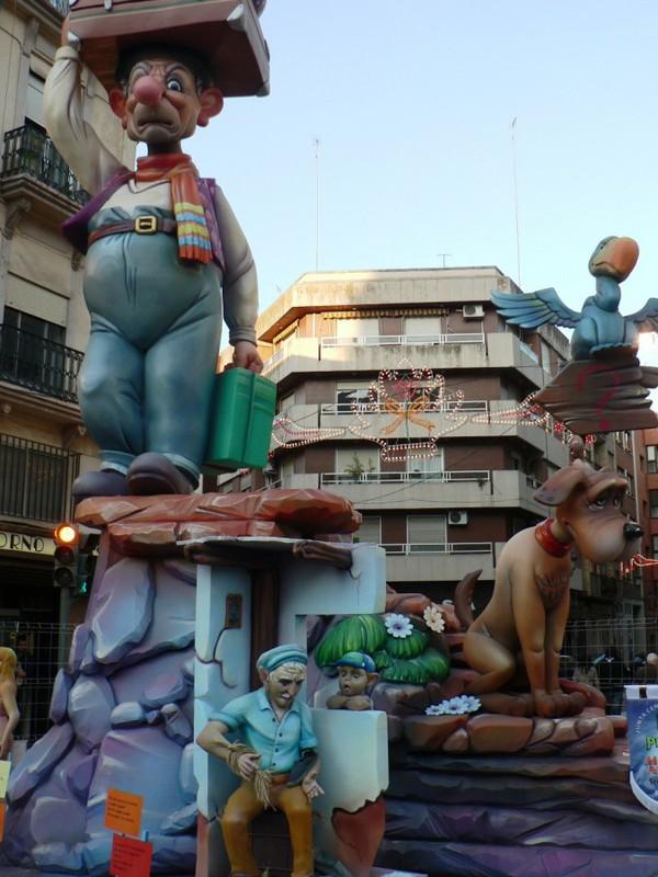 Валенсия. Праздник огня / Испания