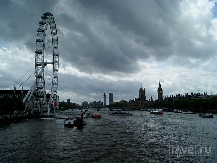Тыльная сторона Лондона / Великобритания