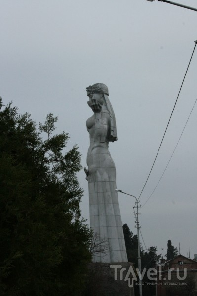 Отчет о поездке в Грузию, ч.2 / Грузия