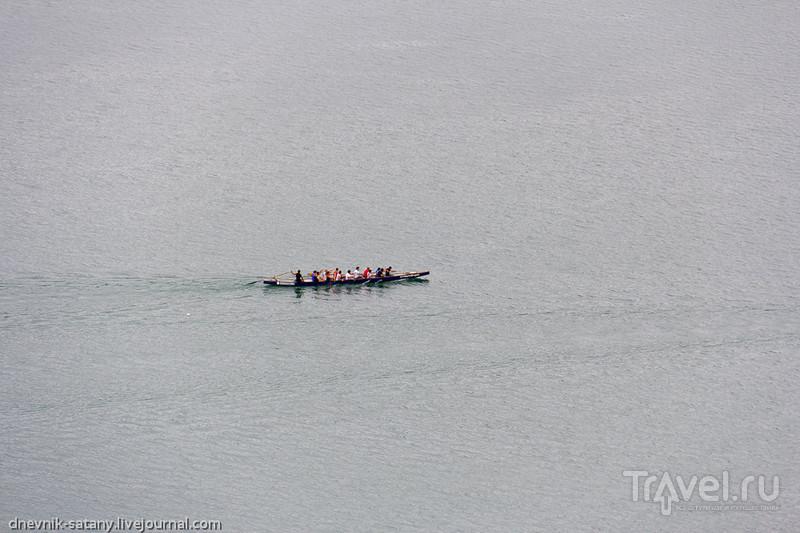 Италия: озеро Альба и озеро Неми / Фото из Италии