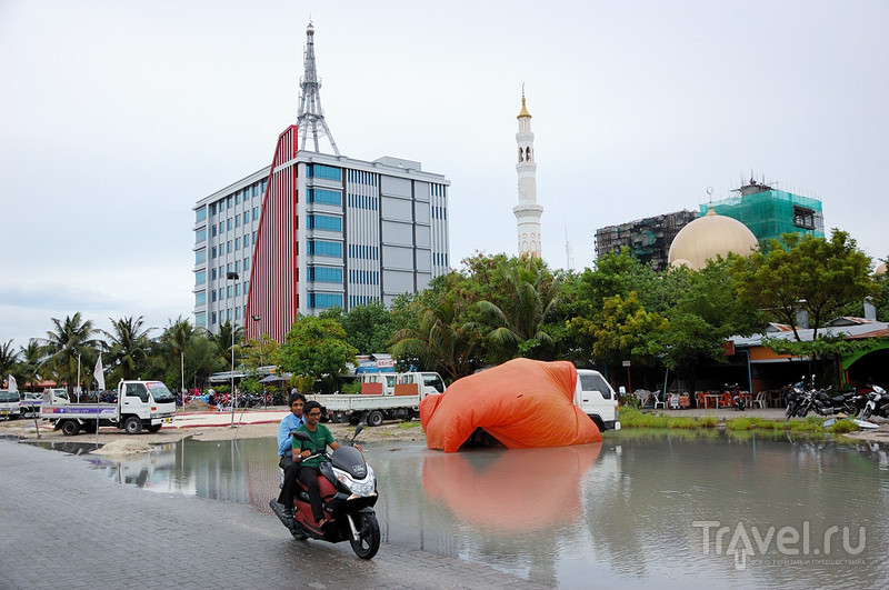 Мальдивская столица / Фото с Мальдив