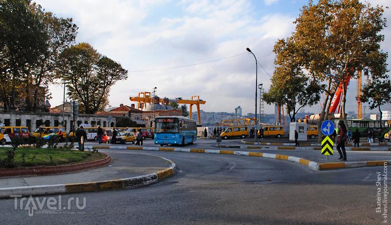 Азиатская часть Стамбула / Турция