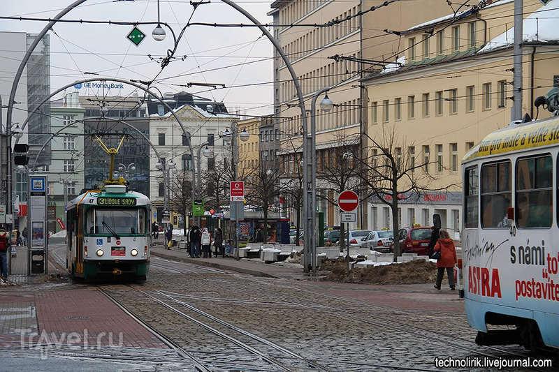 Чешский Либерец - столица северной Богемии / Чехия