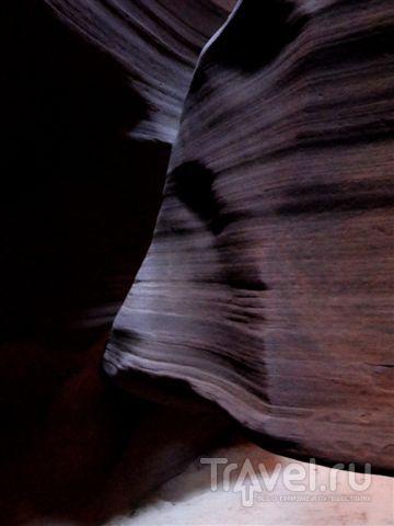 США, Дикий Запад. Каньон Антилопы / США