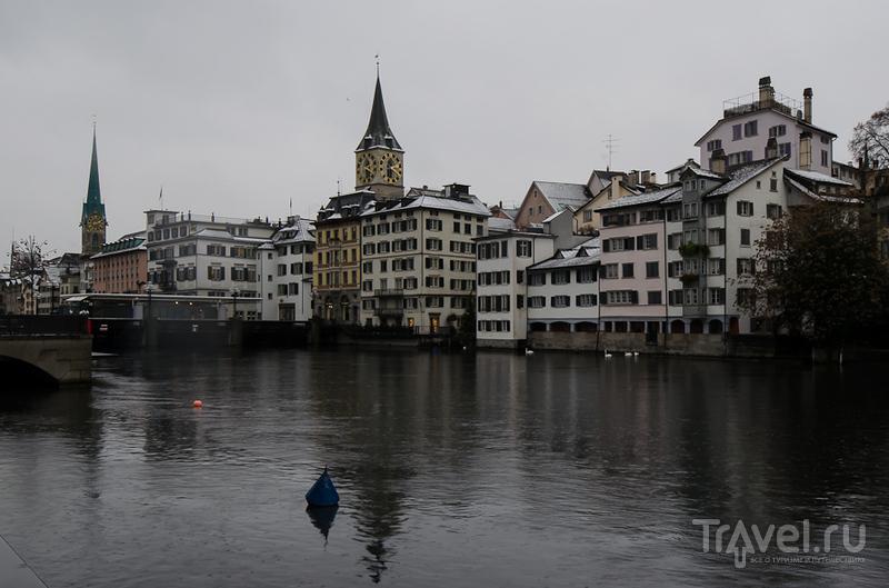 Швейцарские заметки. Цюрих / Швейцария