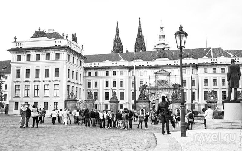 Чехия. Пражский град. Часть 1 / Чехия