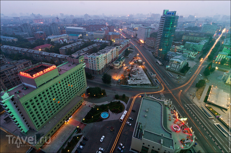Высотный Новосибирск / Россия