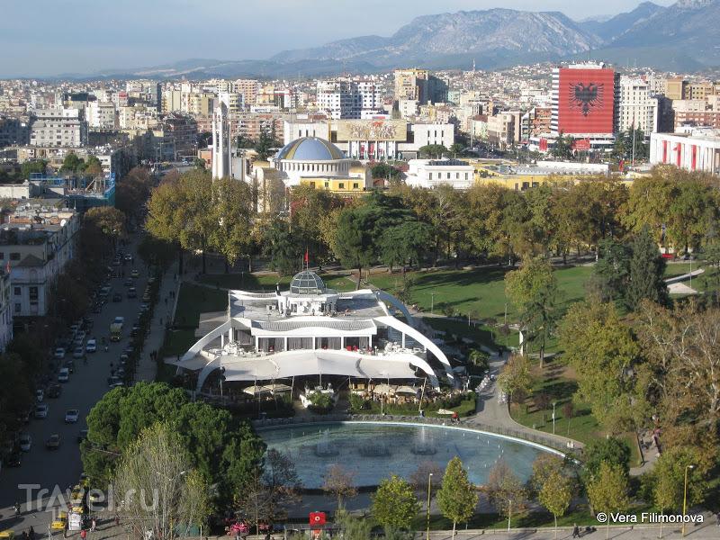 Экскурсия по солнечной Тиране / Албания