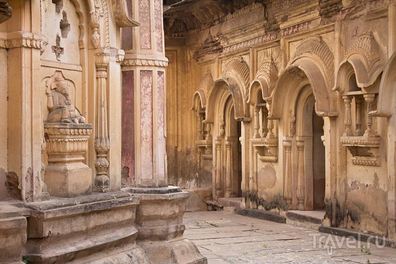 Затерянная столица древнего царства Орчха / Индия