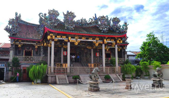 Китайский храм, Джорджтаун / Фото из Малайзии