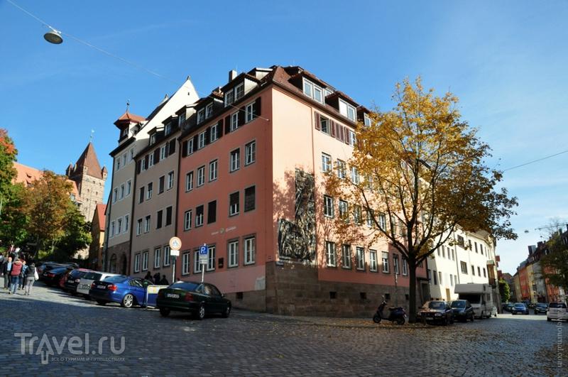 """Что скрывают крепостные стены """"сокровищницы Германской империи"""" - Нюрнберга? / Фото из Германии"""