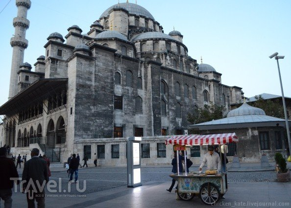 Стамбул в ноябре: впечатления / Турция