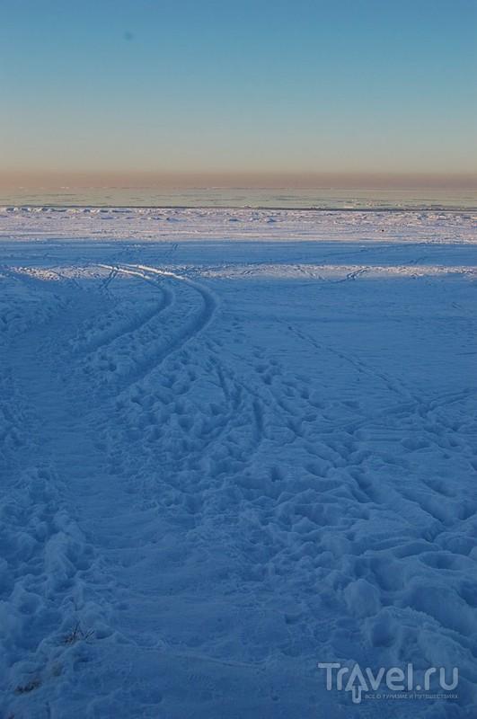 Зимняя Балтика / Латвия