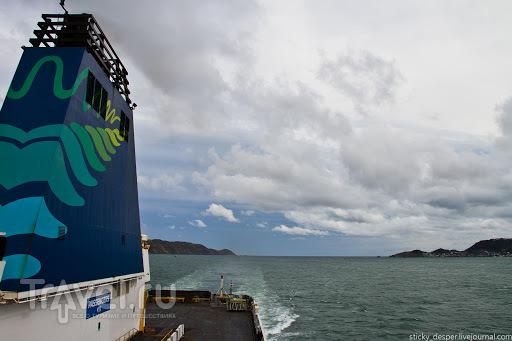New Zealand. Picton / Новая Зеландия