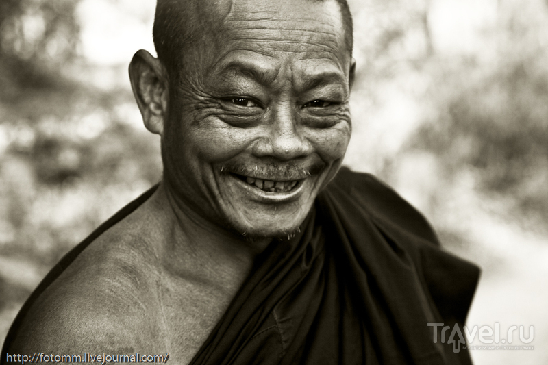 Бирма. Еще одно утро в Няунгшве / Мьянма