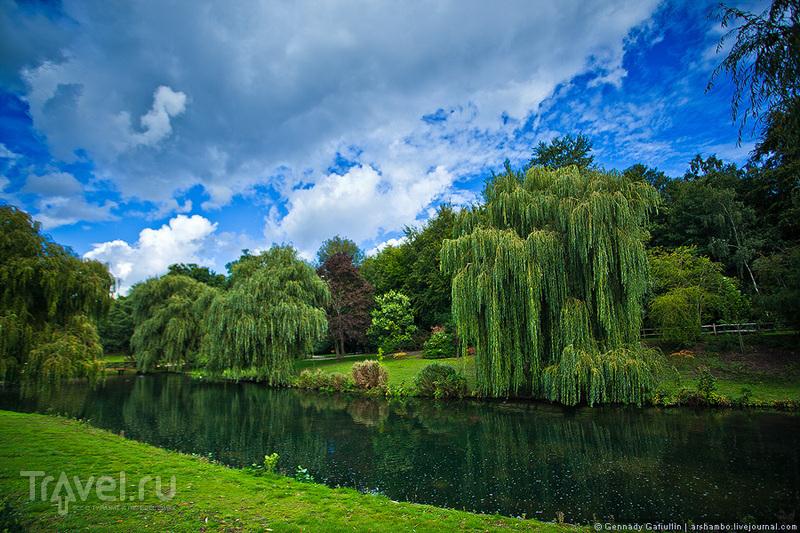 Замок Лидс / Фото из Великобритании
