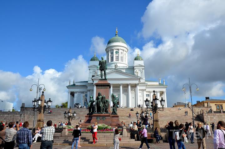 Случайно в Финляндии - на земле тысяч озер / Фото из Финляндии