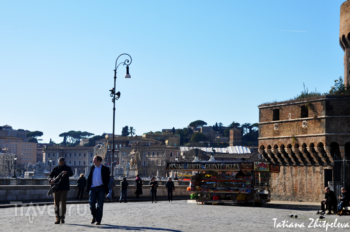 Вспоминая Рим