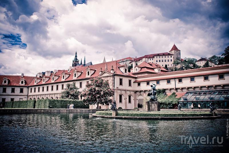 Чехия. Пражский град. Часть 2 / Чехия